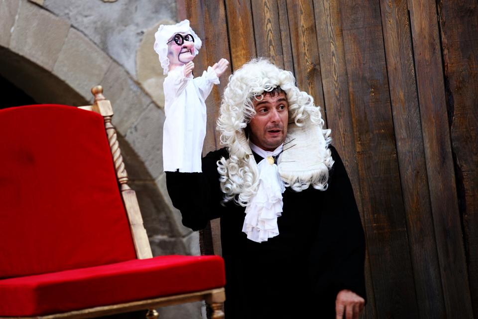 el jutge el juez
